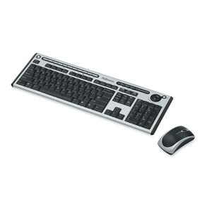 Fellowes Slimline Cordless Combo Keyboard and Mouse