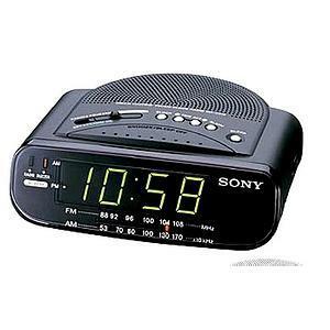 Sony ICF-C212 Clock Radio