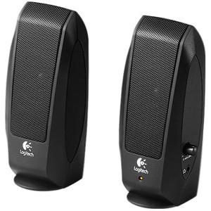 Logitech S-120 Multimedia Speaker System