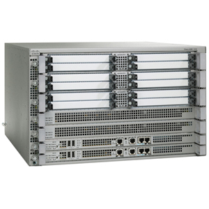 Cisco ASR1006 Chassis Dual P/S - (Spare)