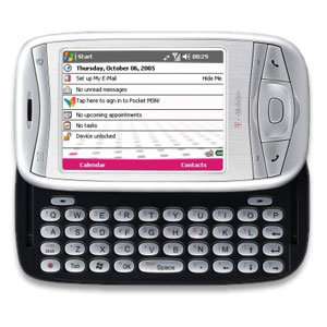 T-Mobile MDA Touch Smart Phone (Locked)