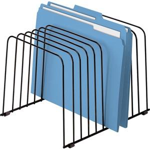 """Fellowes Wire File Sorter - 8"""" x 9"""" x 11.38"""" - Steel"""