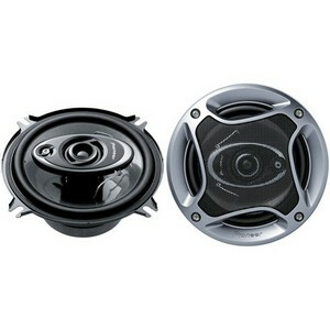Pioneer TS-A1372R Speaker - 35 W RMS - 3-way