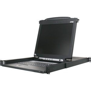"Aten 17"" CL1016M 16-port LCD KVM for SMB"