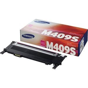 Samsung CLT-M409S Magenta Toner Cartridge - Laser - 1000 Page - Magenta