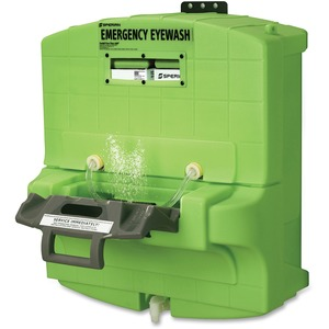 Sperian Safety Fend-All Emergency Eyewash Station