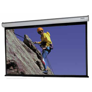 Da-Lite Model C 33409 Projection Screen