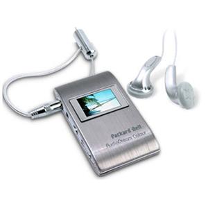 Packard Bell AudioDream 512MB Flash MP3 Player
