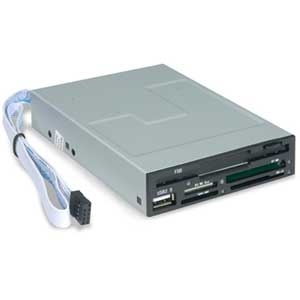 MPT Internal Floppy Drive with FlashCard Reader/Writer