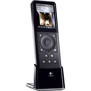 Logitech Squeezebox Network Music Player Remote Control