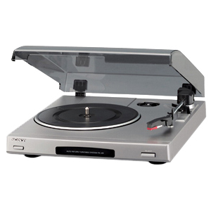 Sony PS J20 Turntable