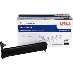Oki C14 Black Imaging Drum Kit For C830 Series Printers