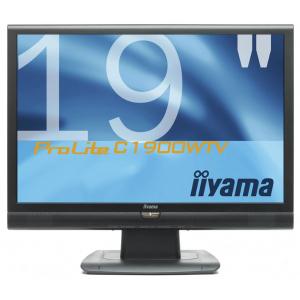 "iiyama ProLite C1900WTV 19"" LCD TV"