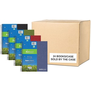Roaring Spring 2-Subject Wirebound Notebook