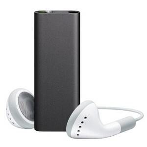 Apple iPod Shuffle 4GB Flash Mp3 Player