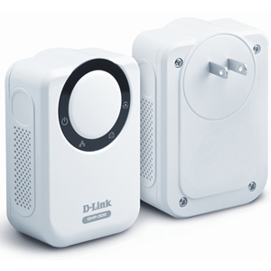 D-Link DHP-303 Powerline HD Ethernet Starter Kit