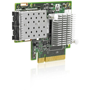 HP NC524SFP Dual Port 10 Gigabit Fiber Ethernet Card