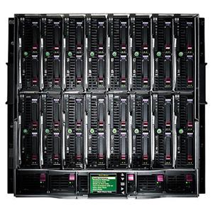 HP 507019-B21 BLc7000 Rackmount Enclosure