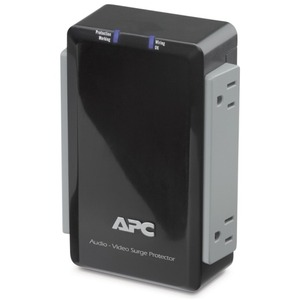 APC P4V 4-Outlets Surge Suppressor