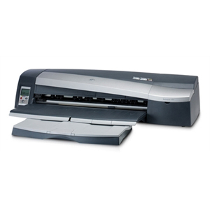 HP Designjet 130R Inkjet Large Format Printer - 24&quot; - Color