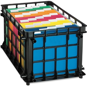 Esselte File Crate
