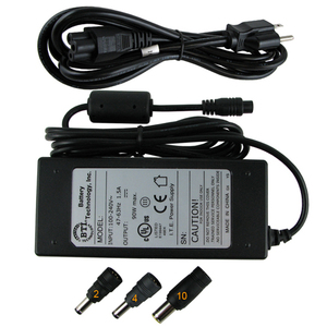 BTI 90W AC Adapter - For Notebook - 90W - 16V DC to 19V DC