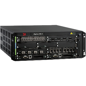 Brocade BigIron RX-4 Switch Chassis