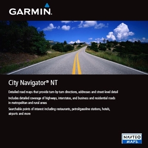 Garmin City Navigator 010-11379-00 Europe NT Digital Map