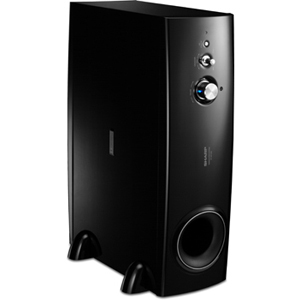 Sharp CP-SW1000H Subwoofer System