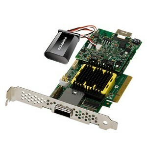 Adaptec 5Z 5445Z 8-Port SAS RAID Controller