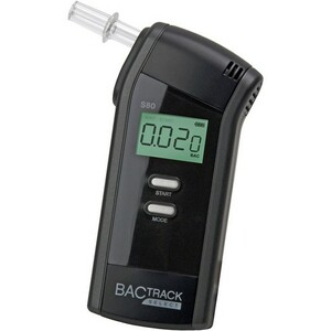 BACTRACK S80 Select Breathalyzer