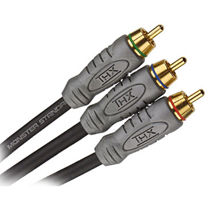 Monster Cable Monster Standard Component Video Cable