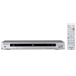Pioneer DV600AV-S DVD Player