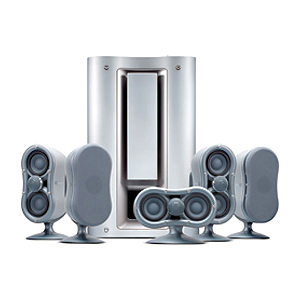 Sony Pascal SA-VE835ED Home Theater Speaker System