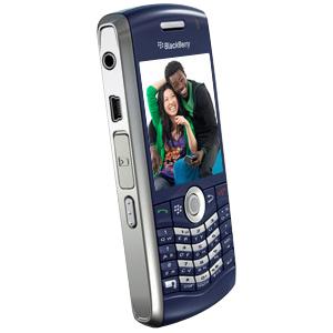 T-Mobile RIM BlackBerry Pearl 8110 Smart Phone
