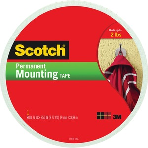 Scotch Foam Mounting Double Sided Tape