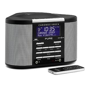 Pure Chronos VL-60908 iDock Clock Radio