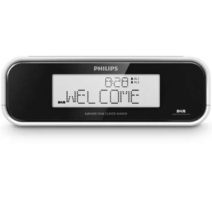 Philips AJB4500 Clock Radio