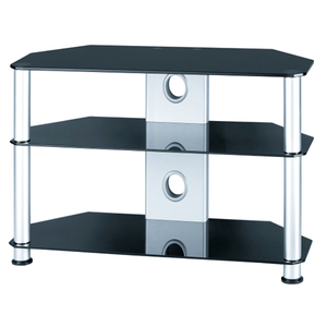Troy Better Medium Glass TV Stand
