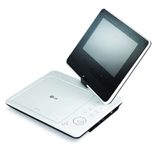 LG DP371B Portable DVD Player