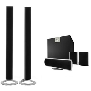Pioneer S-V610-II Home Theater Speaker System