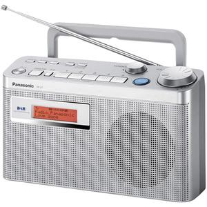 Panasonic RF-D7EB-S DAB Radio Tuner