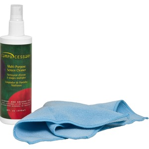 Compucessory LDC/Plasma Screen Cleaner with Cloth