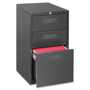 LLR67736 - Lorell Box/Box/File Mobile Pedestal Files