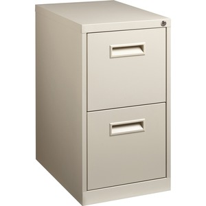 LLR67738 - Lorell File/File Mobile Pedestal Files
