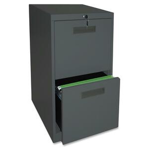LLR67740 - Lorell File/File Mobile Pedestal Files