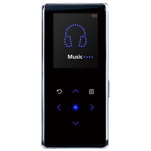 Samsung YP-K3JAB 4GB MP3 Player