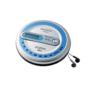 Panasonic SL-SV570 CD MP3 Player