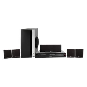 LG HR352SC Home Theater System
