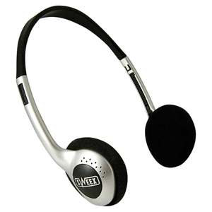 Sweex HM450 Light Weight Headphone